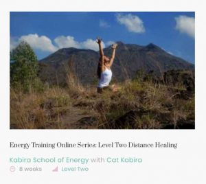 Energy Training Online Series: Private Energy Healing Training